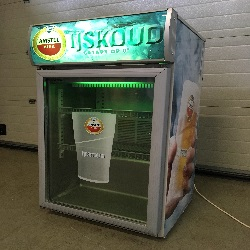 Amstel Ice Extra Cold vriezer