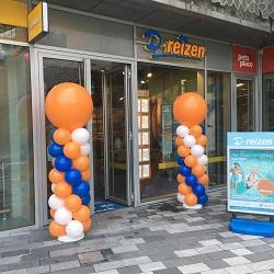 Ballonpilaren D-Reizen Nieuwegein
