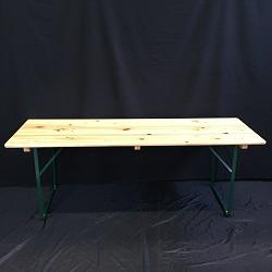 Biertafel/Buffettafel 220×70 cm