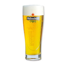 Heineken Ellipse bierglas 25cl