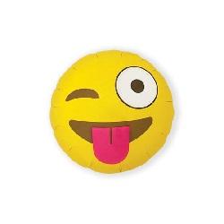 Folieballon Emoji Winking €2,95