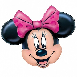 Folieballon Minnie €6,95