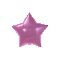 Folieballon Ster Roze 56 cm €2,95