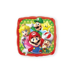 Folieballon Super Mario €4,50