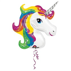 Folieballon Unicorn €6,95