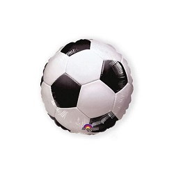 Folieballon Voetbal €3,50