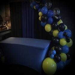 Tafel – Achtergrond – Ballonslinger