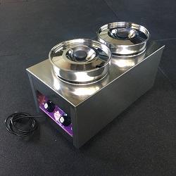 Hotpot / Soepketel 2x 4,2 liter