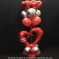 Ballonnen Bouquet Valentijn