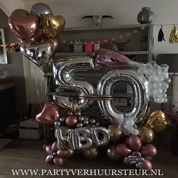 Ballonnen Bouquet 50 HBD