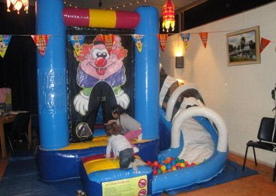 Kinderfeestje in het Dorpshuis Vreeland