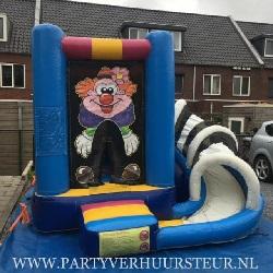 Springkussen Minimultifun Clown €50,00