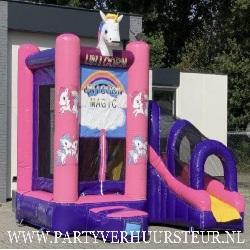 Springkussen Minimultifun Unicorn €60,00