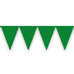 Vlaggenlijn Donkergroen 10 meter