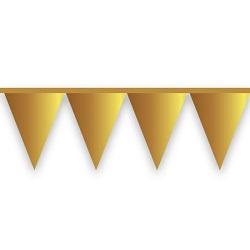 Vlaggenlijn Goud 10 meter