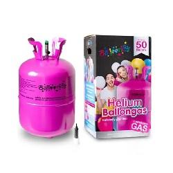 Wegwerp Heliumtank